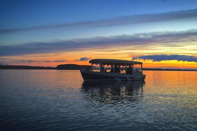 Romantic Private Lake Cruise in Leppävirta