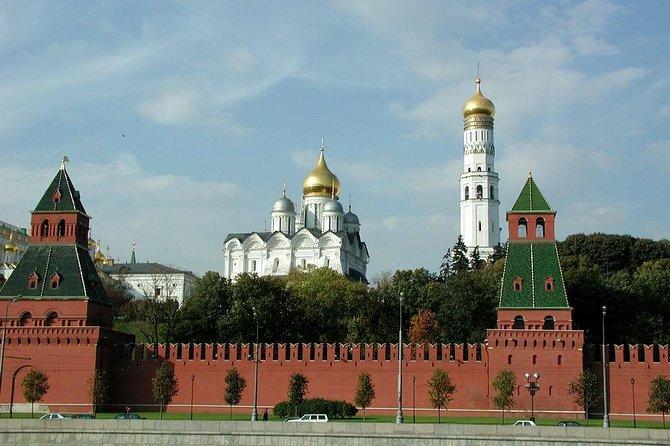 Spaziergang durch das klassische Moskau