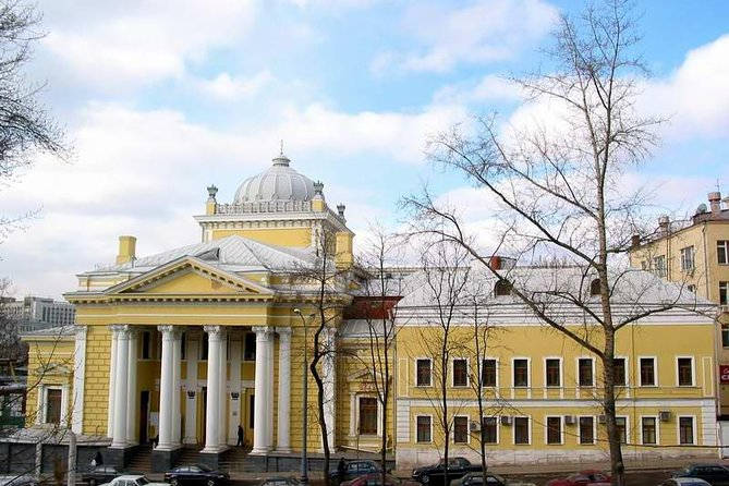 Jewish Heritage Tour in Moscow