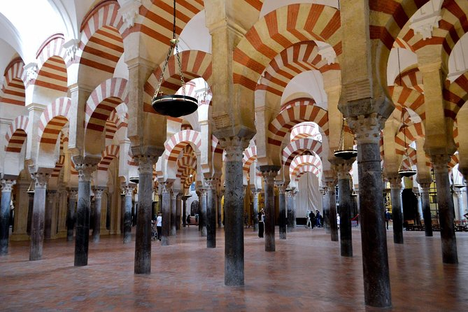 Mosque-Cathedral of Cordoba Guided Tour