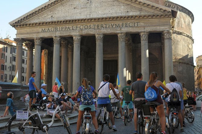 Rome On Your Own Electric Bicycle