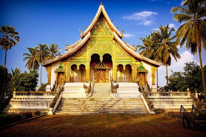 Private Luang Prabang City Day Tour