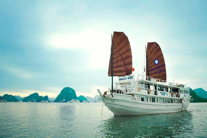 3 Days Classic Tours Hanoi Halong Bay and Hoa Lu Tam Coc or Trang An Bai Dinh