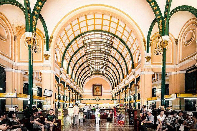 Private Hochiminh City Tour Full Day