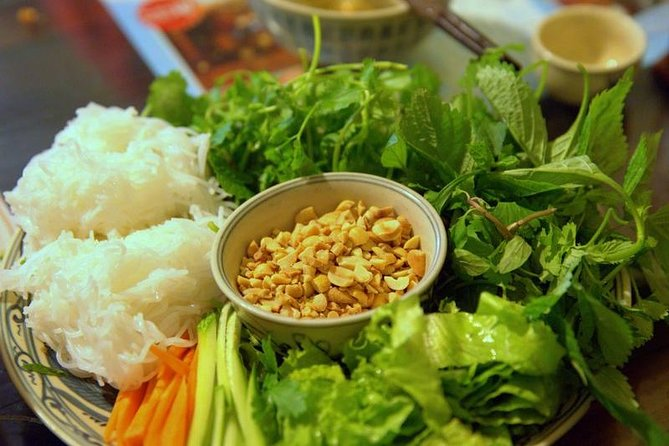 Private Hanoi Street Food Evening Tour