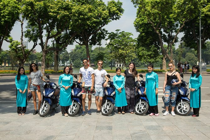 Hanoi Sunrise Motorbike Tour
