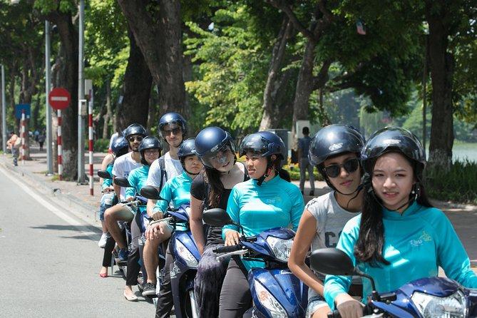 Amid Hanoi s beauty on Wheels