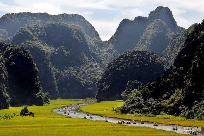 Hanoi: Private Full-Day Eco Tour to Hoa Lu and Tam Coc