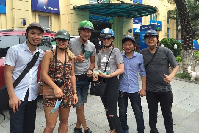 Explore Hanoi by Motorbike: 3-Hour Private Tour