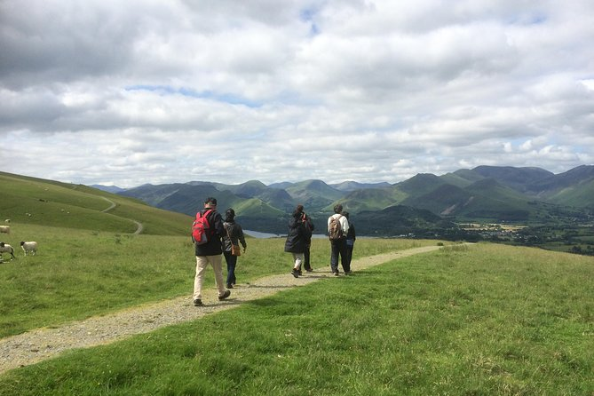 Full-Day Private Tour and Hike in the Lake District