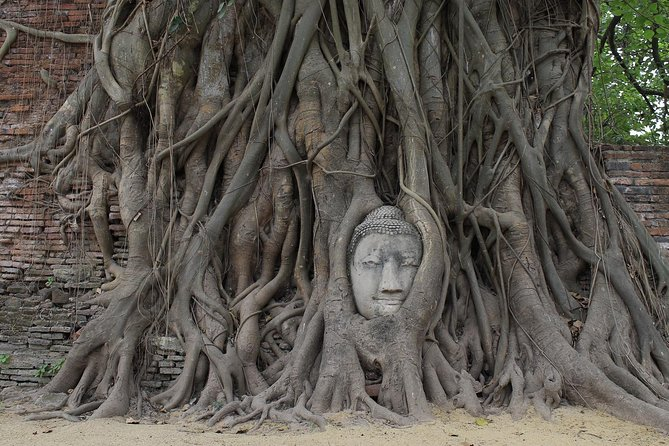 Ayutthaya Day Tour By Coach And Cruise