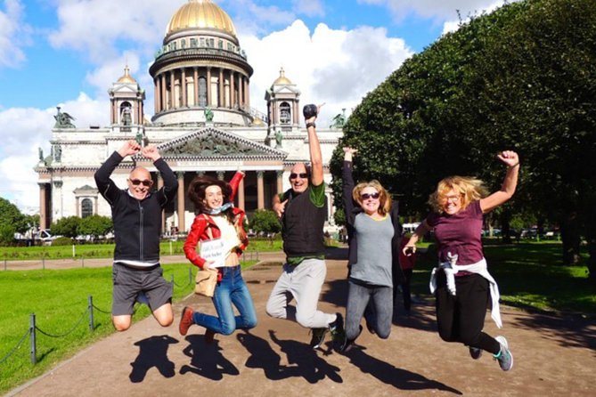 St. Petersburg Visa-Free 2-Day Essential Small Group Shore Excursion