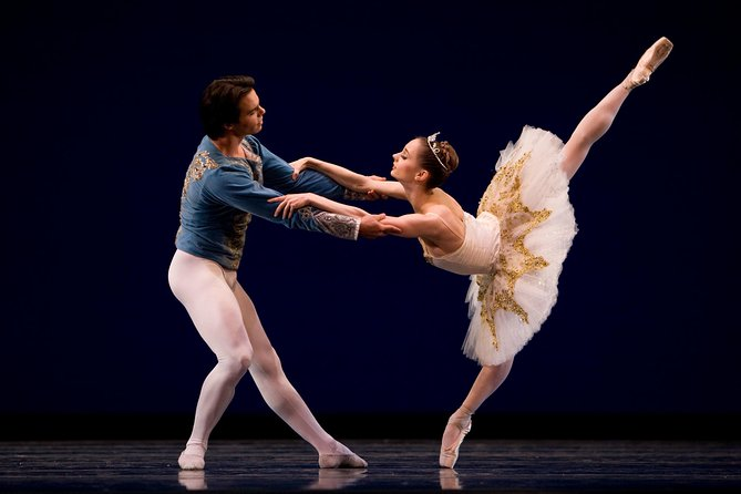 St. Petersburg: Swan Lake Ballet at an Imperial Theater