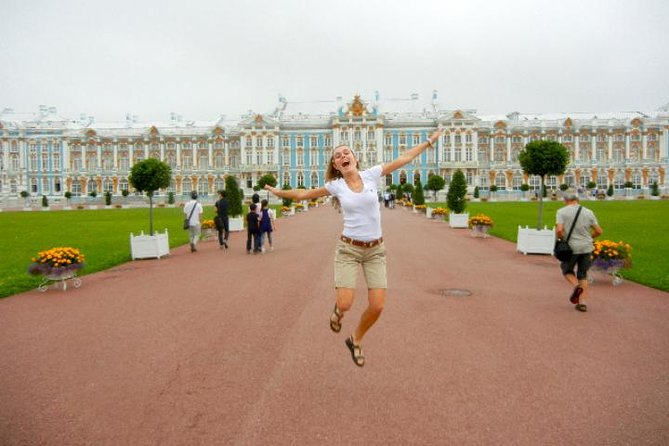 Private Tour: Tsarskoye Selo and Catherine Palace by Public Transport