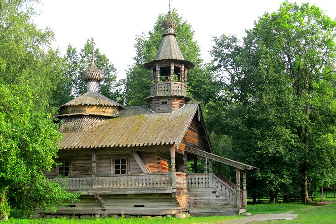 Private Day Trip to Veliky Novgorod from Saint Petersburg Including Round-Trip Transportation