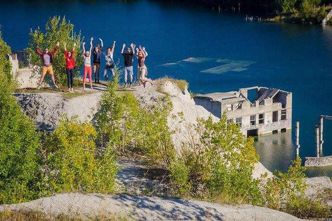 Day Trip to Paldiski and the Coastal Cliffs of Northwest Estonia
