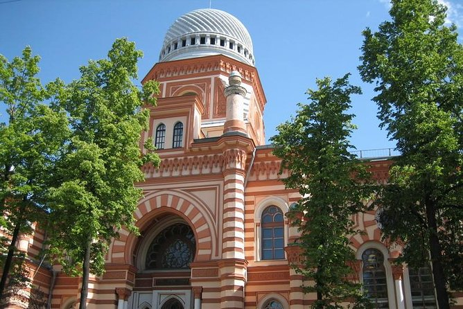Private St Petersburg Jewish Heritage Tour