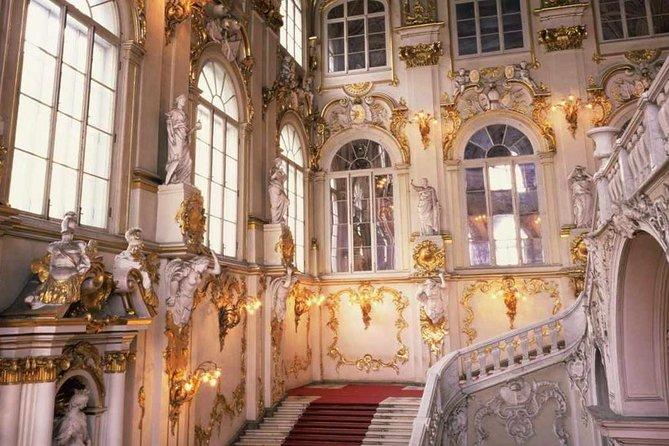 Excursão particular no Hermitage de São Petersburgo: Tours Skip-the-Line
