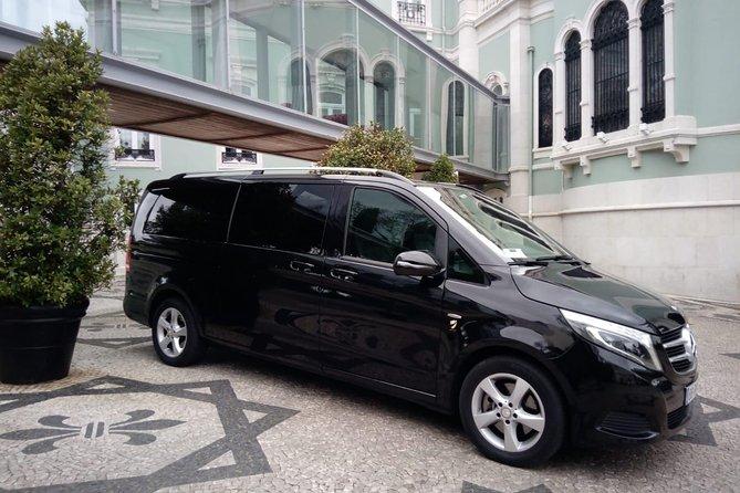 Private Airport Transfer to Sintra, Cascais, Estoril