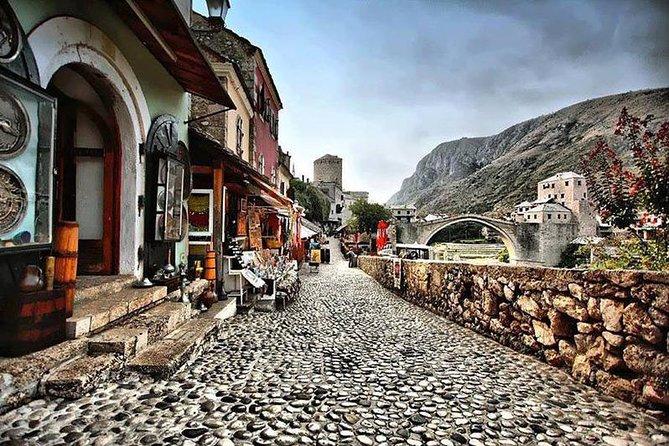 Mostar & Herzegovina tour from Split