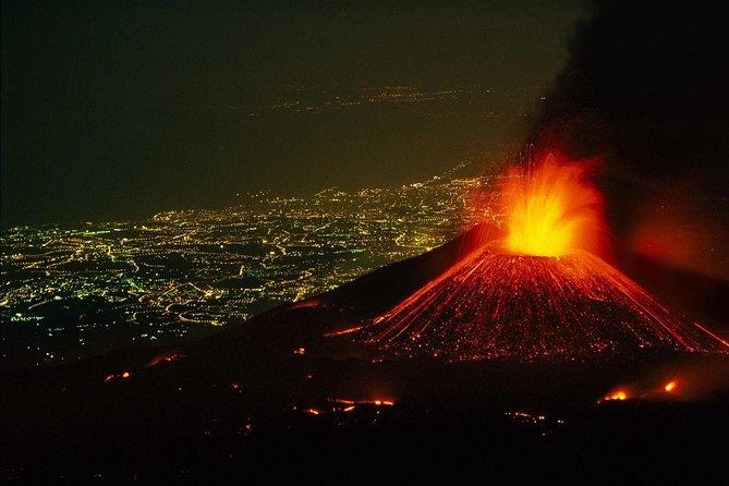 Mount Etna and Taormina day tour