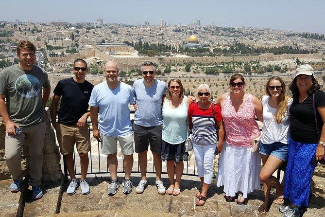 Jerusalem and Bethlehem small group tour from Ashdod Port 2021-2022