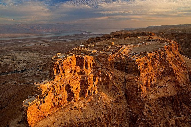 Masada and Dead Sea Tour from Herzliya