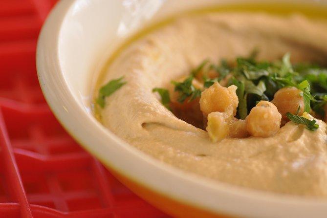 Bitemojo self-guided culinary tours of Jerusalem: Mahane Yehuda Veggie Tour