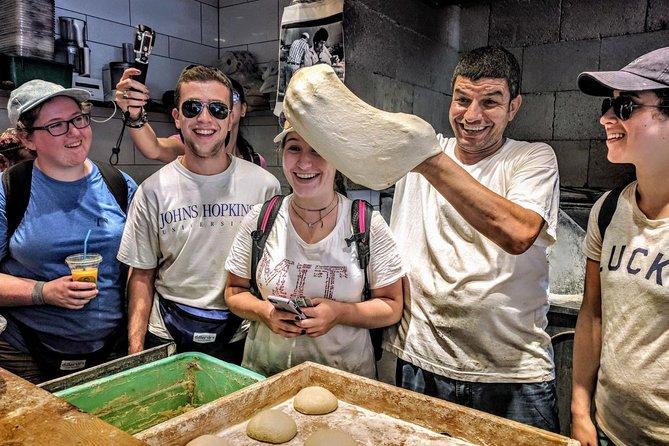 Group Tour of Jerusalem's Mahane Yehuda Market