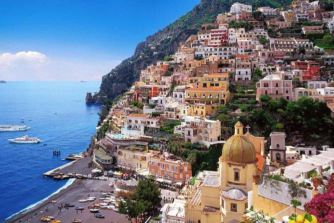 Private tour: Ravello Amalfi Positano da Napoli