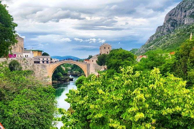Mostar, Blagaj & Kravice Waterfalls - culturescenic Tour