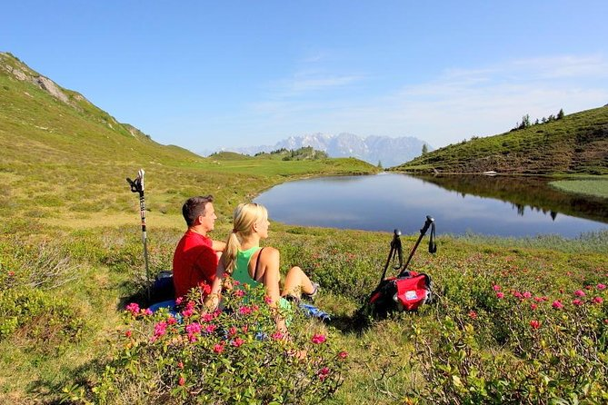 Relax on the top of the Alps