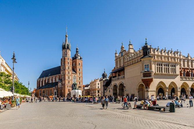 Krakow Private Walking City Tour