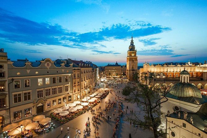 Krakow Private City Tour - full day tour of Old Town and Jewish District