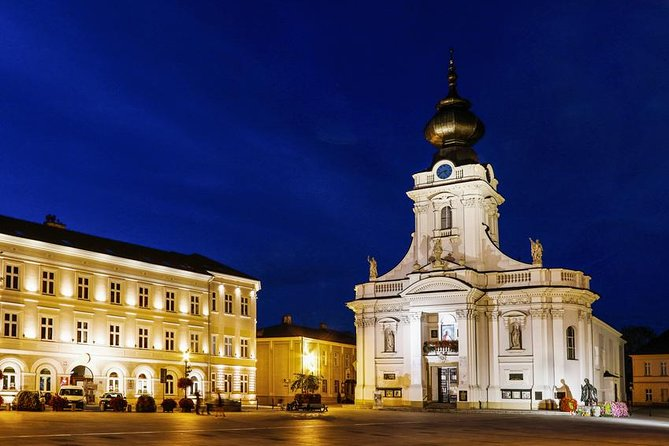 Wadowice and Sanctuary of Divine Mercy- John Paul II Private Tour from Krakow