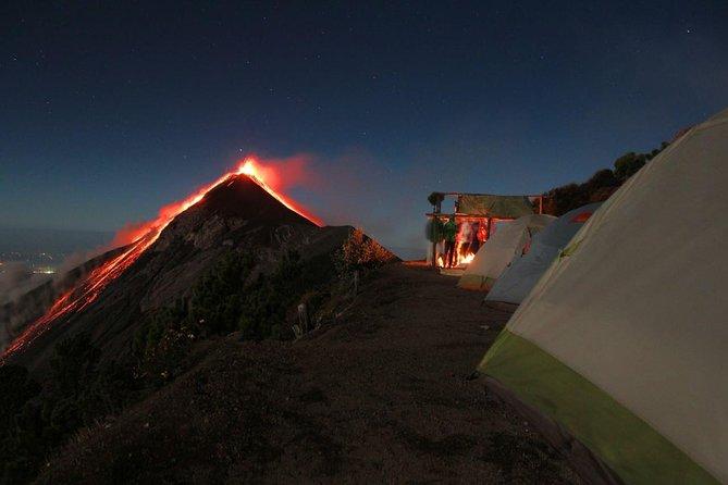 Acatenango Overnight