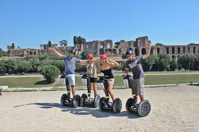 Rome Private Segway Tour
