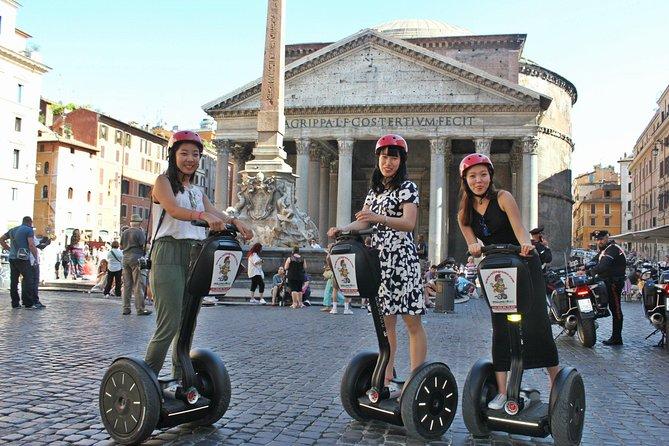 Rome City Center Segway Tour