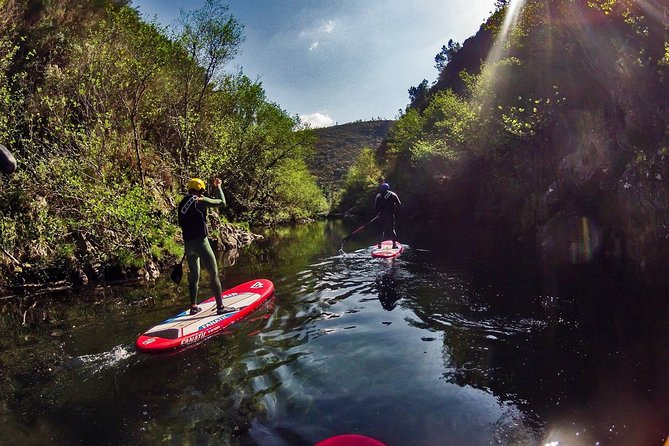 Mountain Stand Up Paddle from Porto