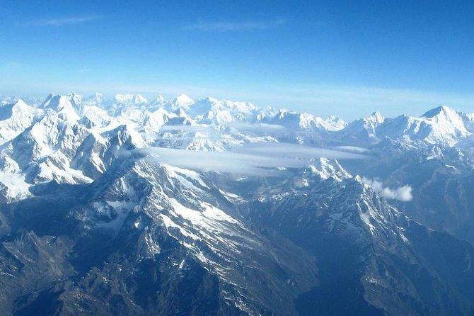 Mount Everest Flug Besichtigung