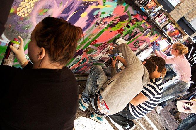 Street Art Rundgang und Workshop in London