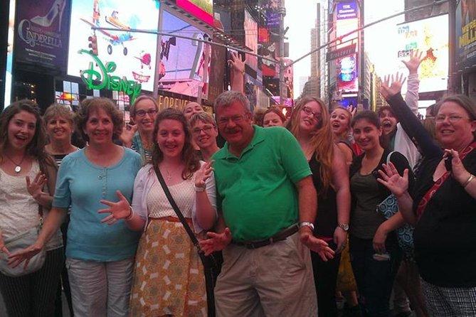 Balade dans le Broadway hanté