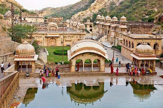 Overnight Jaipur Tour From Delhi