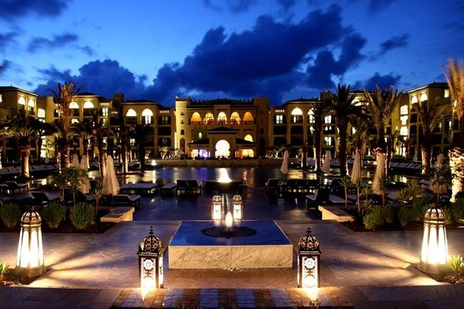 Casablanca Airport to Mazagan Beach & Golf Resort