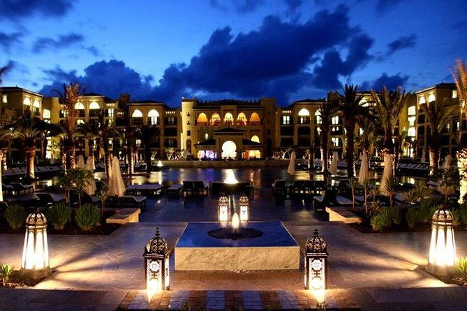 Mazagan Beach & Golf Resort to Casablanca Airport