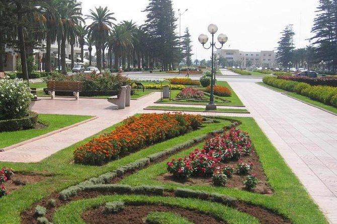 Casablanca Airport to Mohammedia