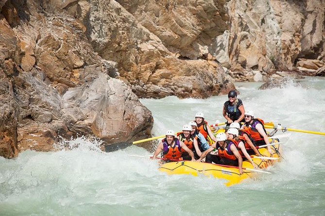 Rafting Adventure on the Kicking Horse River