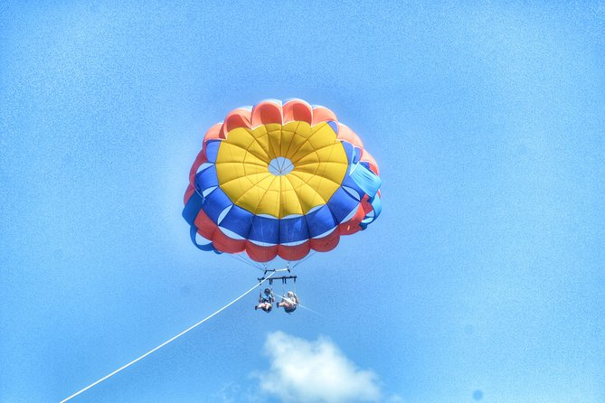 Parasailing Adventure Including Return Transfer