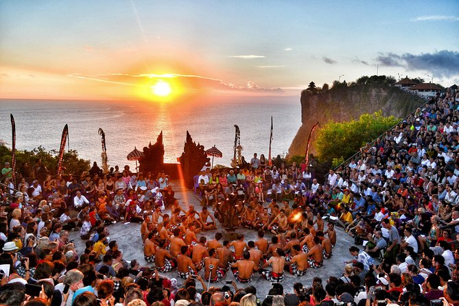 Half Day Uluwatu Sunset And Kecak Dance Tours