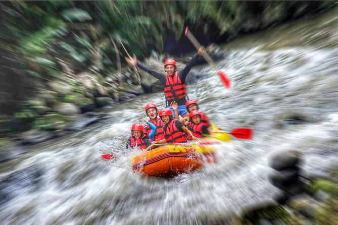 Package Rafting Monkey Forest With Lunch